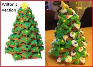wiltons wilton's gingerbread tree house