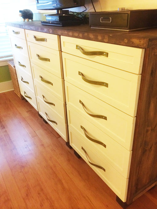Ikea Tarva Hack Into 1 Shaker Style Ish Dresser With