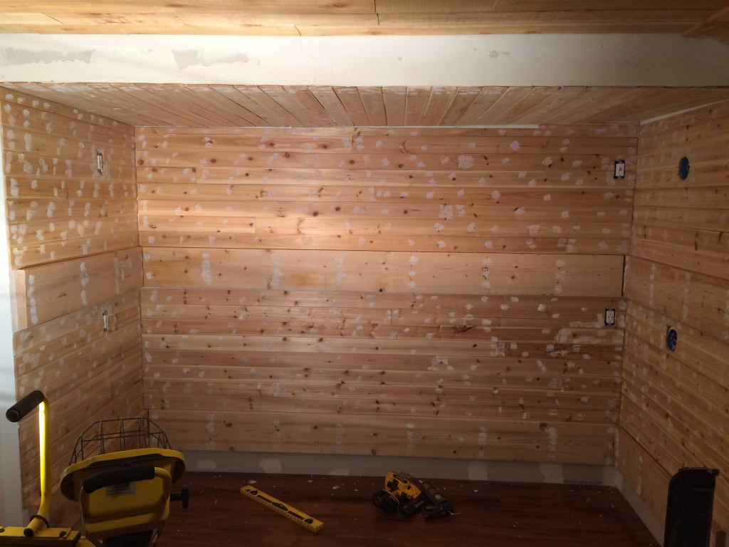 framing built in bunks beds